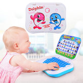 Plegable Baby Kid Toddler Educational Study Game Máquina de aprendizaje de juguetes de computadora