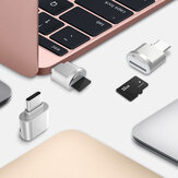 Mini Type-C Lettore di schede OTG per schede di memoria USB 3.0 TF Card per tablet Macbook