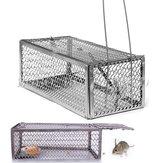 Humane Mouse Cage Mousetrap Hoge gevoeligheid Rat Control Catcher Trap Pest Live Animal Trap