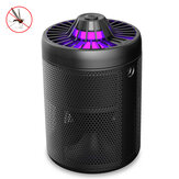 Loskii LM-707 USB Smart LED UV Mosquito Killer Trap Lamp Flies Killer Mosquito Repellent Catcher
