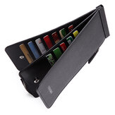 6.6 inches 26 Credit Card Men Business Pu Long Wallet