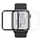 2-pack Enkay 3D gebogen PET-horlogescherm voor appel Watch-serie 4 44 mm