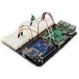 Piattaforma Sperimentale per Raspberry Pi 2 Modello B / B+ ed Arduino UNO R3