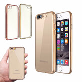 Voor iPhone 7/7 Plus Ultra Slim Clear Soft TPU Gel Shockproof Back Case Cover Skin