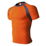 Men's Running Fitness Slim Quick-drying T-shirt