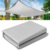 4x4/6/8M Sun Shade Sail Outdoor Garden Patio UV Proof Awning Canopy Waterproof Screen Cover