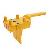 Drillpro Dado di legno per la lavorazione del legno 6 8 10mm Perno di guida in metallo