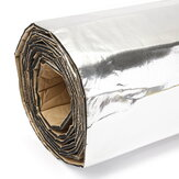 32.5Sqft 300X100cm  Sound Deadener Car Heat Shield Insulation Cotton Deadening Material Mat