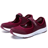 Casual Mesh Light Soft Suave Outdoor Outdoor Sport Flats