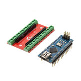 NANO IO Shield Expansion Board + Nano V3 Enhanced رواية No Cable For