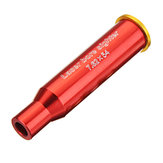 Red CAL 7.62x54R Laser Boresighter Red Dot Sight Brass Cartridge Bore Sighter Caliber