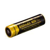 Nitecore NL1485 850mAh 14500 High Performance Li-ion oplaadbare batterij voor zaklamp elektrisch gereedschap