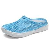 Повседневная скользящая легкая дышащая обувь Пляжный
