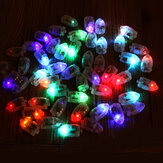 50Pcs / Lot LED Lampes Balloon Lights for Paper Lantern Balloon Multicolor Décor de fête de noel