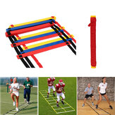 12 Rung Speed ​​Agility Ladder Voetbal Sport Ladder Training Carry Bag