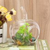Crystal Glass Bloem Vaas Terrarium Container Micro Landschap Glasflessen Decor