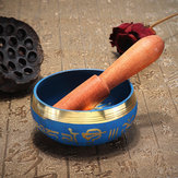 Tibetan Singing Bowl Prayer Bowl Himalayan Bowl-meditatie