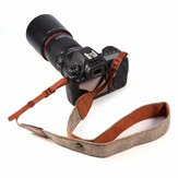 Adjustable Vintage Retro Style Shoulder Neck Strap Belt Sling for SLR DSLR Digital Cameras for Canon