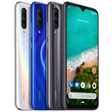 Xiaomi Mi A3 Global Version 6.088 inch AMOLED 48MP drievoudige achteruitrijcamera 4 GB 128 GB Snapdragon 665 Octa core 4G-smartphone