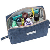 IPRee® Portable Waterproof Cosmetic Wash Bag Women Make Up Storage Travel Toiletry Pouch Organizer