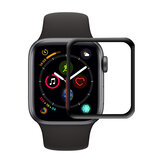 Bakeey 3D изогнутый край Закаленное стекло-экран протектор для Apple Watch Series 4 Apple Series 5 40 мм / 44 мм