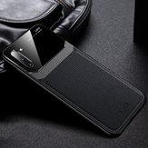 Bakeey Custodia protettiva antiurto per occhiali in pelle PU di lusso per Samsung Galaxy Note 10 / Note 10 5G