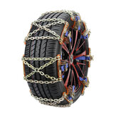 Anti-skid Chain Wear-resistant Steel Vehicle Snow Chains For Ice/Snow/Mud Road Safe