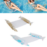 Summer Inflatable Floating Row Swimming Air Mattresses Beach Foldable Swimming Tool
