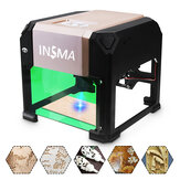 3000mW USB Laser Engraver Desktop DIY Logo Mark Printer Carver Laser Engraving Machine