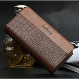 Men Fashion Casual Clutches Bag Long Wallet For Office