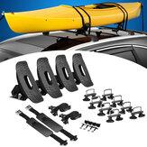 Kayak Carrier Titular Sela Embarcação de Telhado Braço Canoa Car Loader Marine Universal