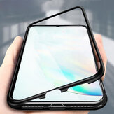 Bakeey Magnetic Adsorption Metal Tempered Glass Protective Case For Samsung Galaxy Note 10/Note 10 5G/Note 10+/Note 10+ 5G