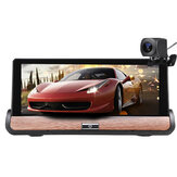 7 Inch for Android 5.0 HD Car DVR GPS Dual Lens Navigation Rear View Dash Camera Recorder Touch Screen FM 3G + Wifi