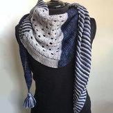 Knitted Women's Scarves & Shawls