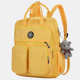 Women Girl Small Daily Casual Outdoor Bag Fashion Backpack