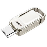 EAGET CU31 Type-C USB 3.1 32GB 64GB 128 GB High Speed Flash Drive U Disk For Type-C Smart Phone Laptop MacBook