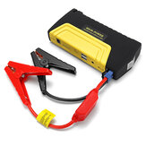 TM15A 12000mAh Portable Car Jump Starter 600A Peak Emergency Battery Booster Powerbank with Safety Hammer LED Flashlight USB Port