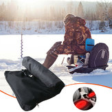 5V Heating Seat Cushion Pad USB Rechargeable 3 Modes Winter Warm Inflatable Fishing Mat