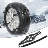 Universal TPU Winter Car Snow Chain Tyre Wheel Anti-skid Safety Belt Safe Driving For Ice Sand Muddy Offroad