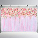 Rose Flower Wall Photography Backdrop Wedding Decorations Background Engagement Valentine Prop