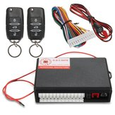 Universal PEPS Car Keyless Entry System Remote Control Central Kit Door Lock Unlock Alarm