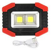 60WLEDMAÏSKOLFSolarBatterij/ USB Oplaadbaar LED-schijnwerper Waterdicht Werklamp Camping Jacht Noodlamp Zaklamp