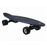 [US DIRECT] Maxfind MaxC 23 км / ч, 300 Вт, 13 км, электрический скейтборд, один, Мотор, Бесколлекторный, концентратор постоянного тока, Мотор, легкий 4-колес
