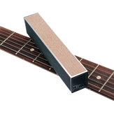 Luthier Outil de mise à niveau pour frettes de basse en aluminium pour guitare