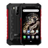 UlefoneArmorX55.5NFCIP68 IP69K À prova d'água 3GB 32GB 5000mAh MT6763 Octa core 4G Smartphone