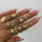 Vintage Gold Ring Kit
