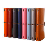Business bandage travel book account notebook custom retro real leather stationery notebook