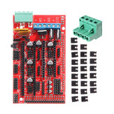 Geekcreit 3D Printer RAMPS 1.4  Control Board For Reprap Mendel Prusa