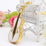 32GB Cute Guitar Style USB 2.0 Flash Drive Storage Memory Pen U Disk