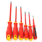 Practical 6 Pcs VDA Electricians Screwdriver Set Electrical Insulated Kit Tools